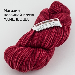 Valley Yarns Charlemont Kettle Dyed Burgundy