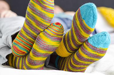Красивые носки