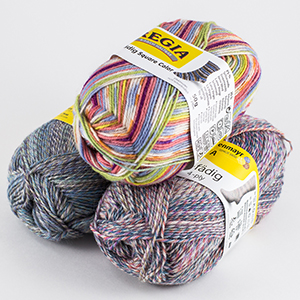 Regia Color 4-ply