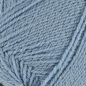 Regia Cotton Denim - 02864 Bleached Blue