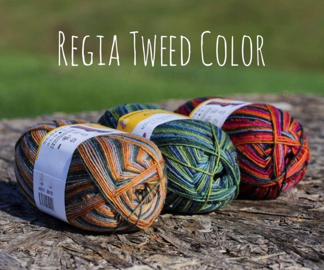 regia tweed color