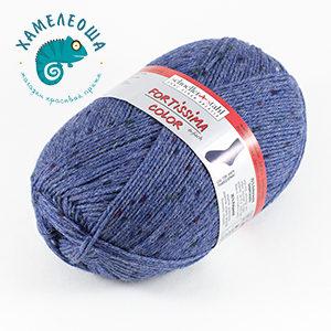 Fortissima Tweed Effekt 6-ply 158 Jeans