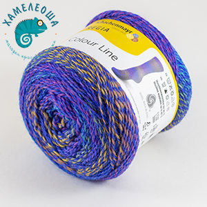 Regia Colour Line 06814 Kornblume