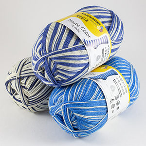 Regia Nautic Color 4ply
