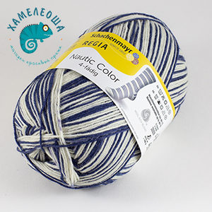 Nautic Color 4-ply 01738 Madeira