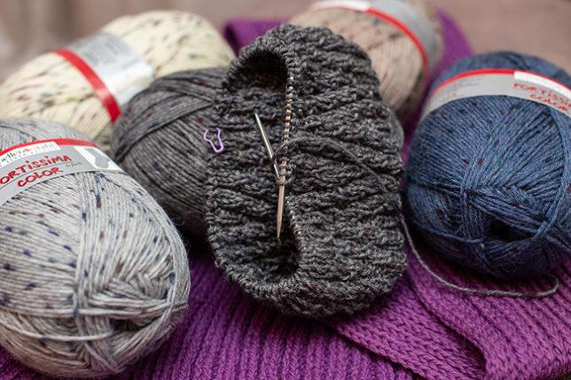 Fortissima Tweed Effekt 6-ply