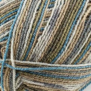Fortissima Cotton Stretch Caribic 026 Kokus