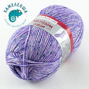 Fortissima Tweed Effekt 6-ply 173 Viola