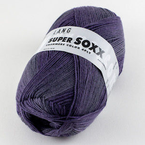 ang super soxx cashmere color 904.0030