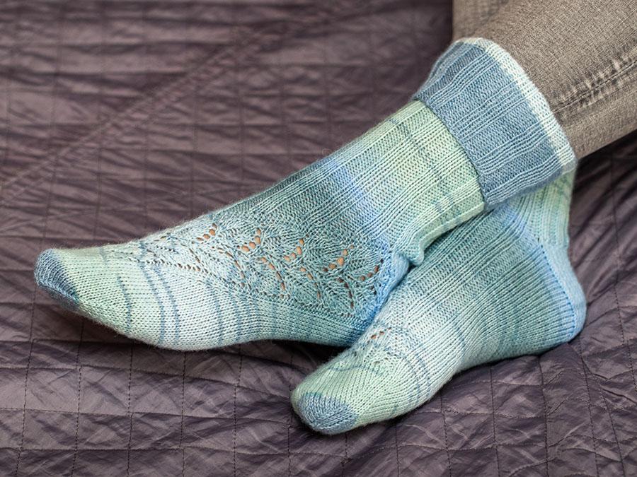 пример носки Lang Twin Soxx