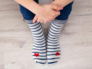 Носки из Regia Nautic Color