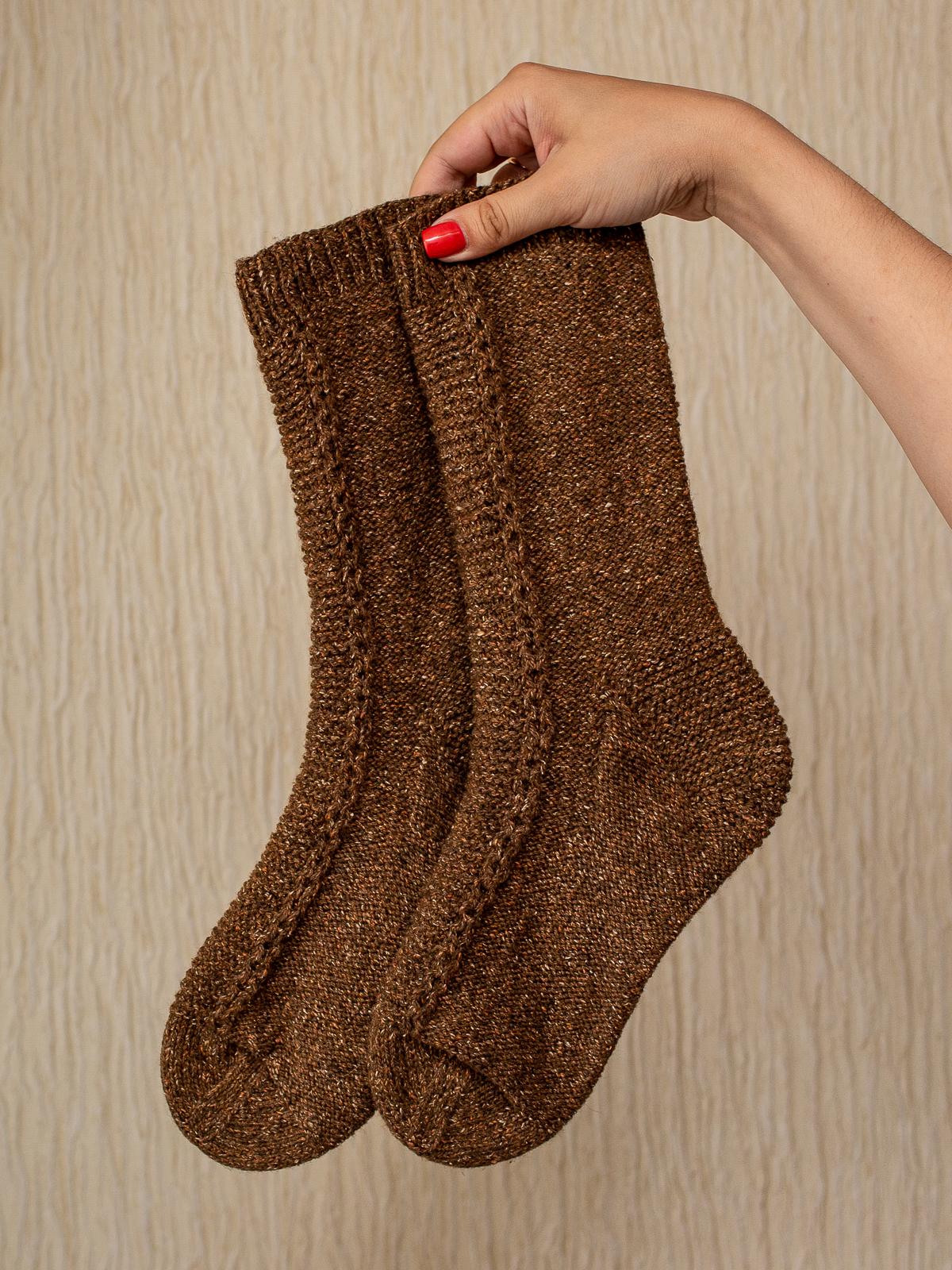 katia seta tweed носки