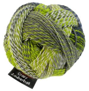 Schoppel Zauberball Crazy 2204 Green Week